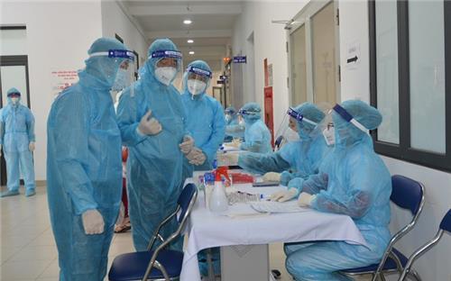 Tối 25/7, Việt Nam có thêm 3.552 ca nhiễm Covid-19 trong nước